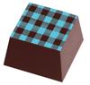 Överföringsark – Blå Fyrkant