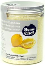 Gult socker med citronsmak, 260 g, Sosa