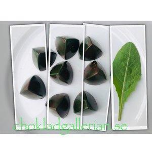 Cacaofärg Pavoni grön