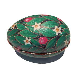 Fabergé ägg grön
