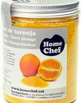 Orange socker med apelsinsmak, 230 g, Sosa