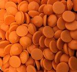 Choklad med apelsinsmak 29%, 500 g