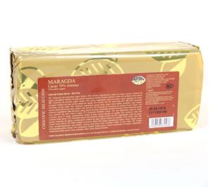 Mörk choklad 70%, Maragda, Chocovic, 1 kilo