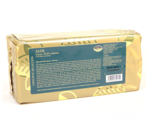 Mjölkchoklad 38,8%, Jade, Chocovic, 1 kilo