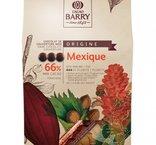 Mörk choklad 66%, Mexique Pistoles, Cacao Barry, 1 kilo