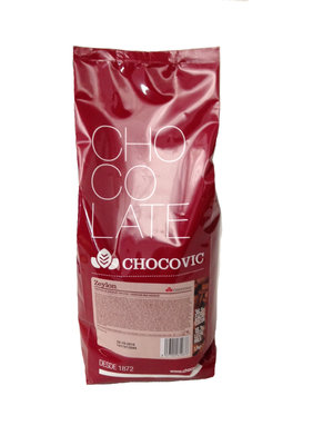 Mjölkchoklad 36,5%, Zeylon, Chocovic, 1,5 kilo